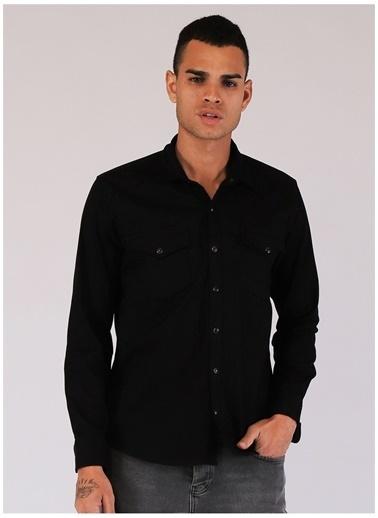 Twister Jean Gömlek Siyah
